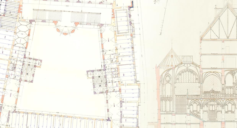 Építési tervek_metszet